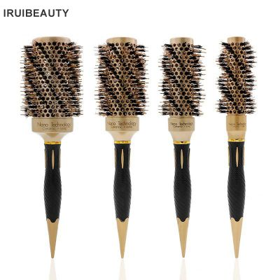 Hair Styling Tools,dropshipping available,Aluminum tube comb,Boar Bristle Round Brush,Hair Brush Comb,Hair Rolling Brush,Hairbrush,Ionic Brush,Salon Anti-static Hair Combs,for Blow Drying,hair brushing brush,hair comb,round brush,szczotka do wlosow,расческа для волос,расчески