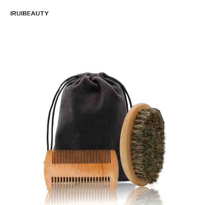 BARBER,BARBER SHOP SUPPLIES,Hair Styling Tools,barberia accesorios profesional,dropshipping available,shopify,Barber Hair Clean Hairbrush,Beard brush,Boar Bristle Round Brush